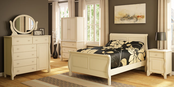 Fine bedroom furniture the homesource custom fine for Homesource furniture