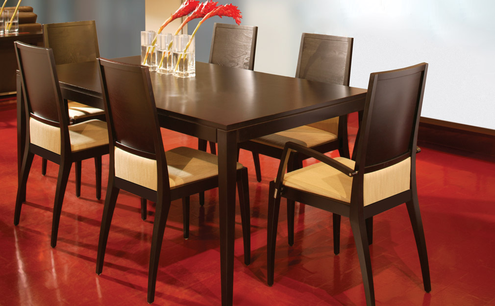 Custom dining room furniture the homesource